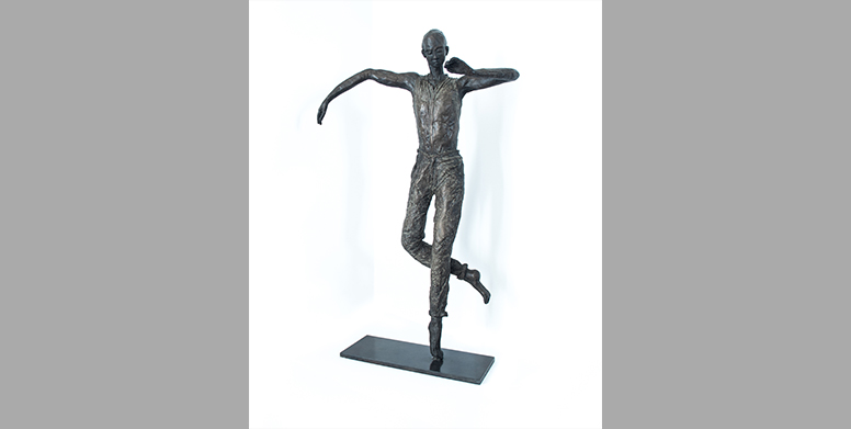 Sculptures céramiques - Déséquilibre