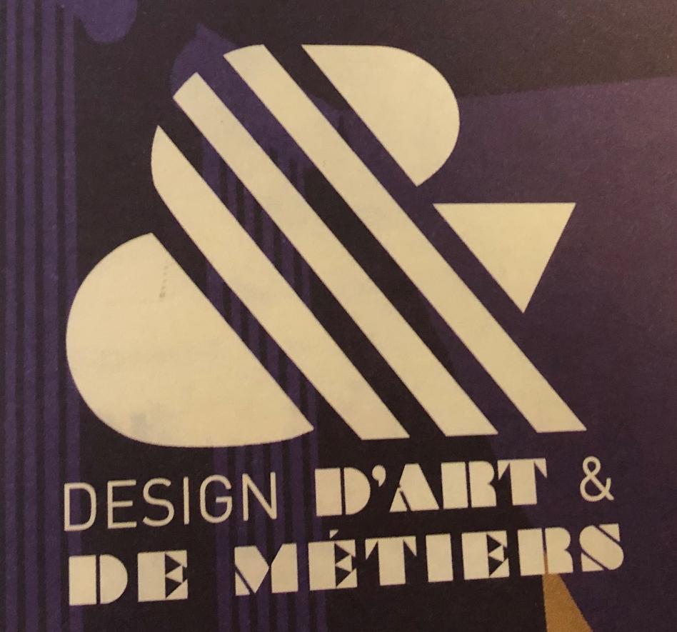 Design d'Art et de Métiers - Octobre 2019
