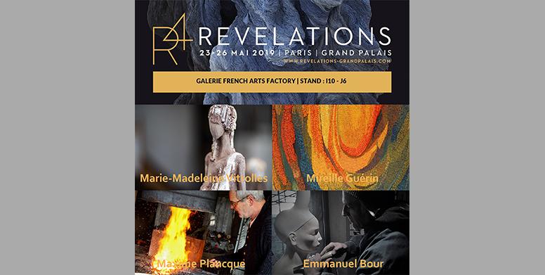 Biennale internationale Révélations - Grand Palais 2019