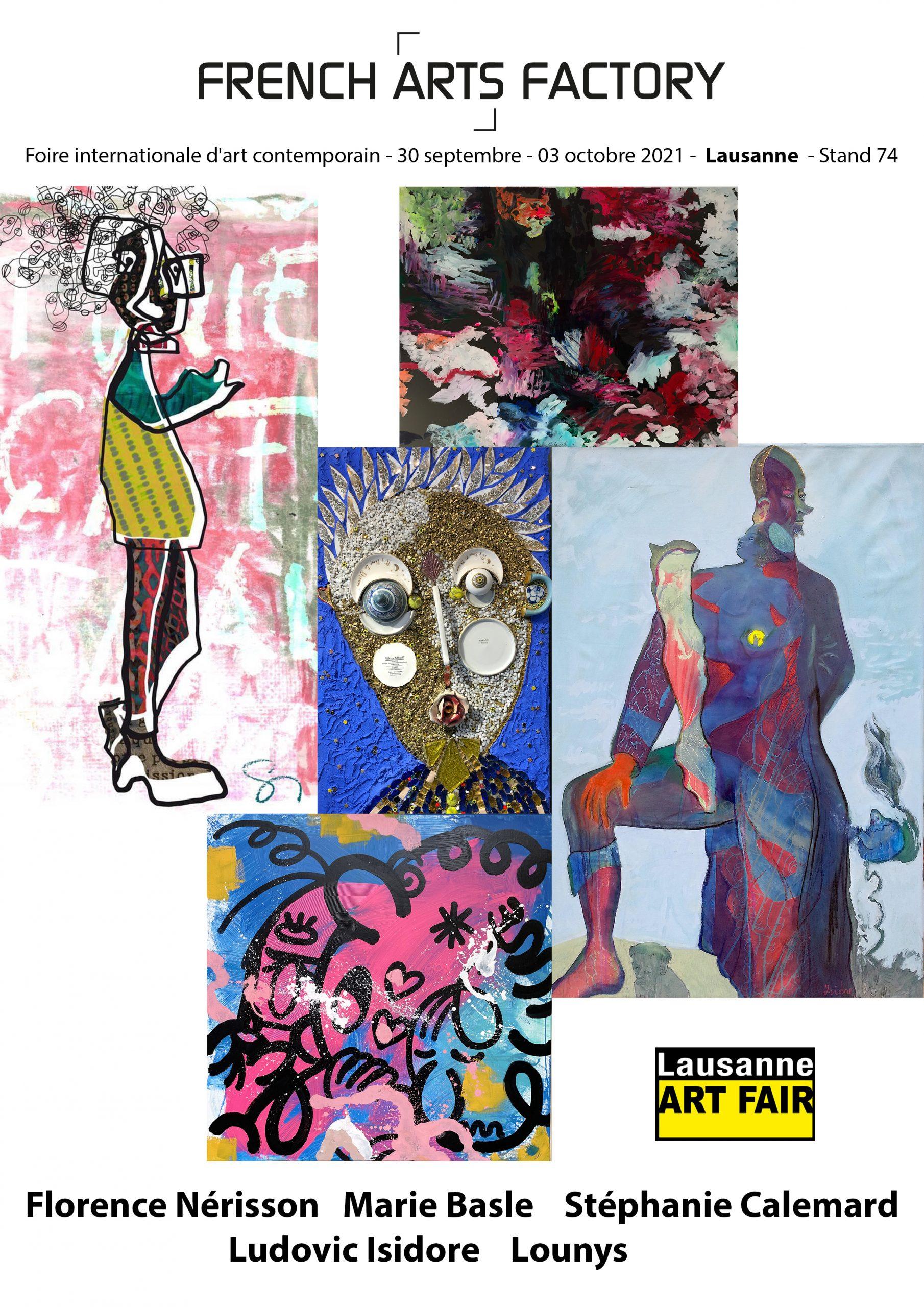 Lausanne Art Fair 2021